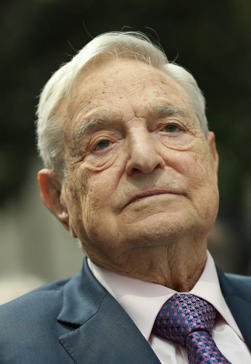 George Soros FILE