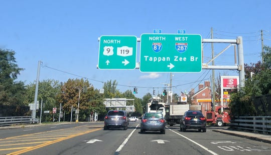 The bridge is still called the Tappan Zee on Route 9 in Tarrytown.