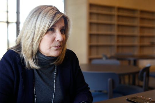 Diane Zager, Head of School at the Shrub Oak International School in Yorktown on Oct. 23, 2018.