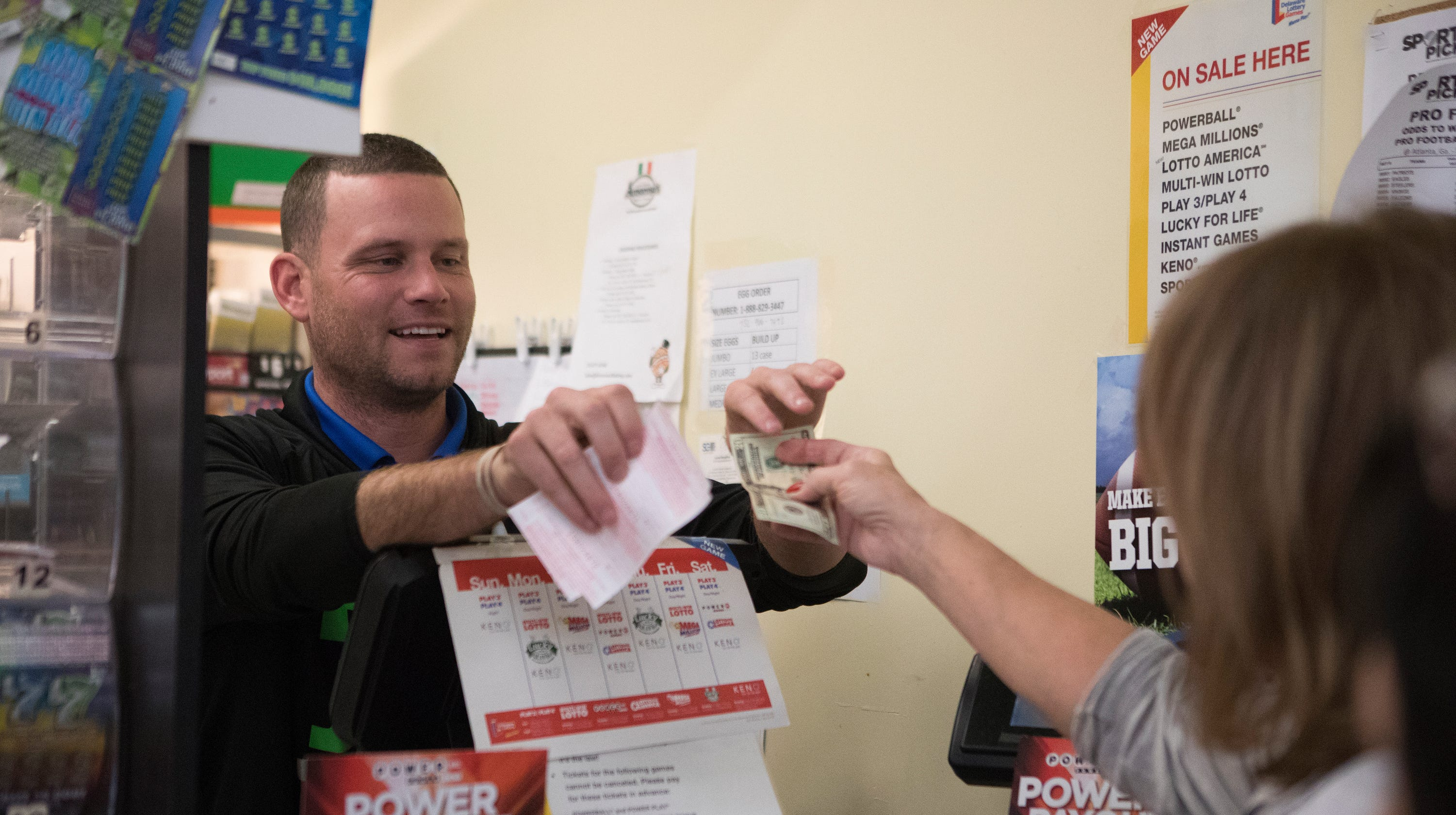 Mega Millions jackpot winning numbers: $1 5 billion ticket sold in