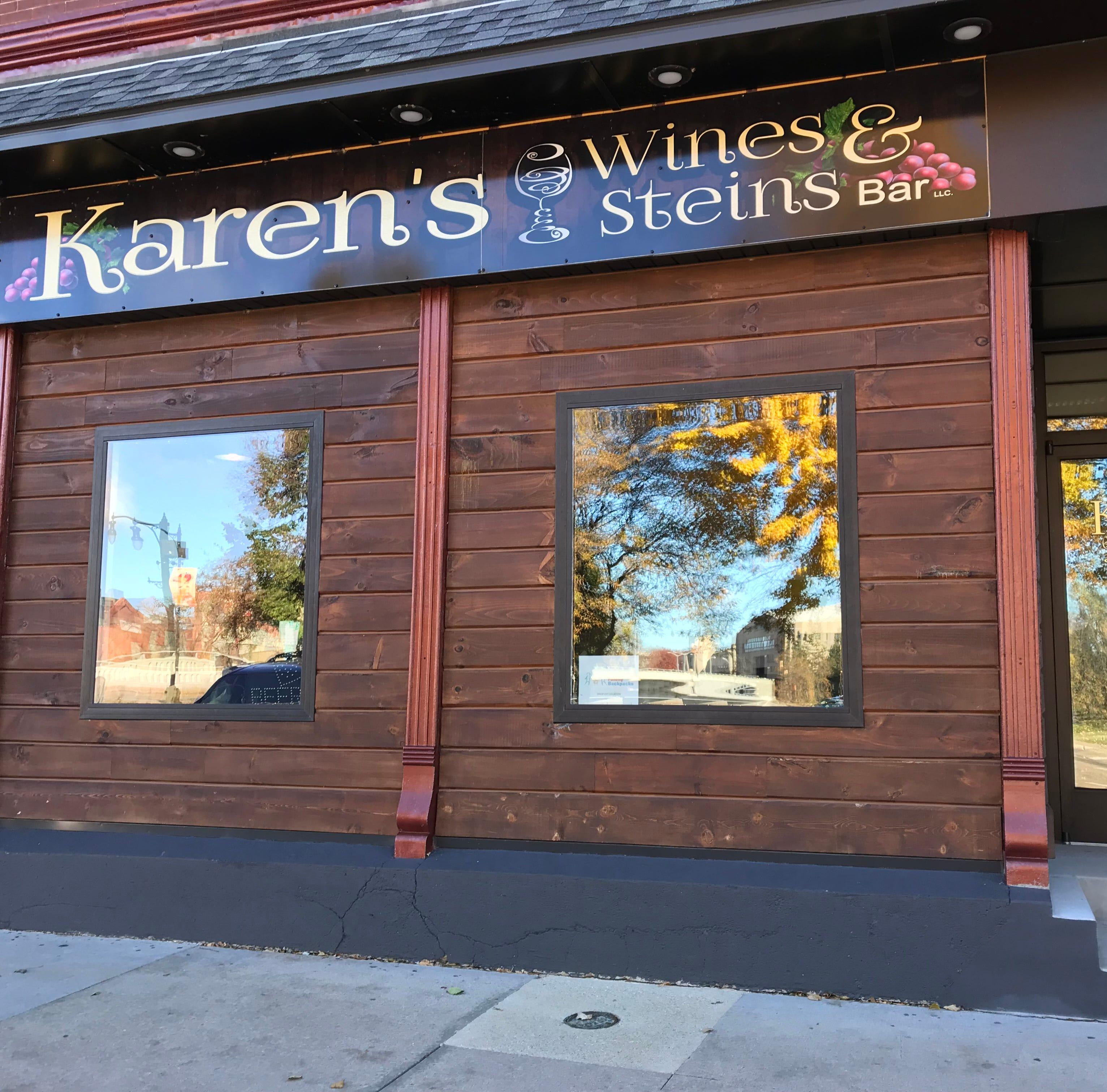 Karen's Wines & Steins to close this week in Wisconsin Rapids