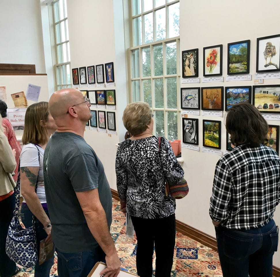 No mystery how much Wichita Falls art community holds