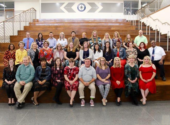 34 WFISD teachers earned West Teaching Excellence Awards.