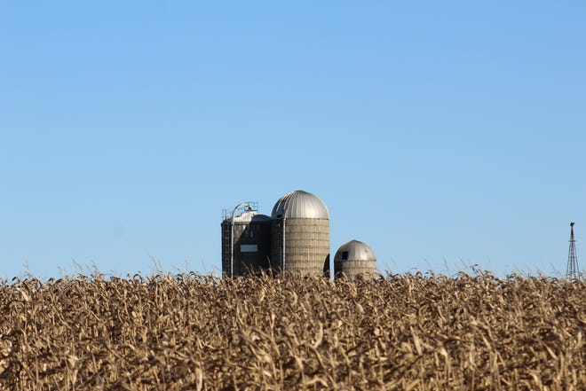 Due to weather, acres of corn across Wisconsin have a long ways to go before ending up in the silo, grain bin or elevator as grain.
