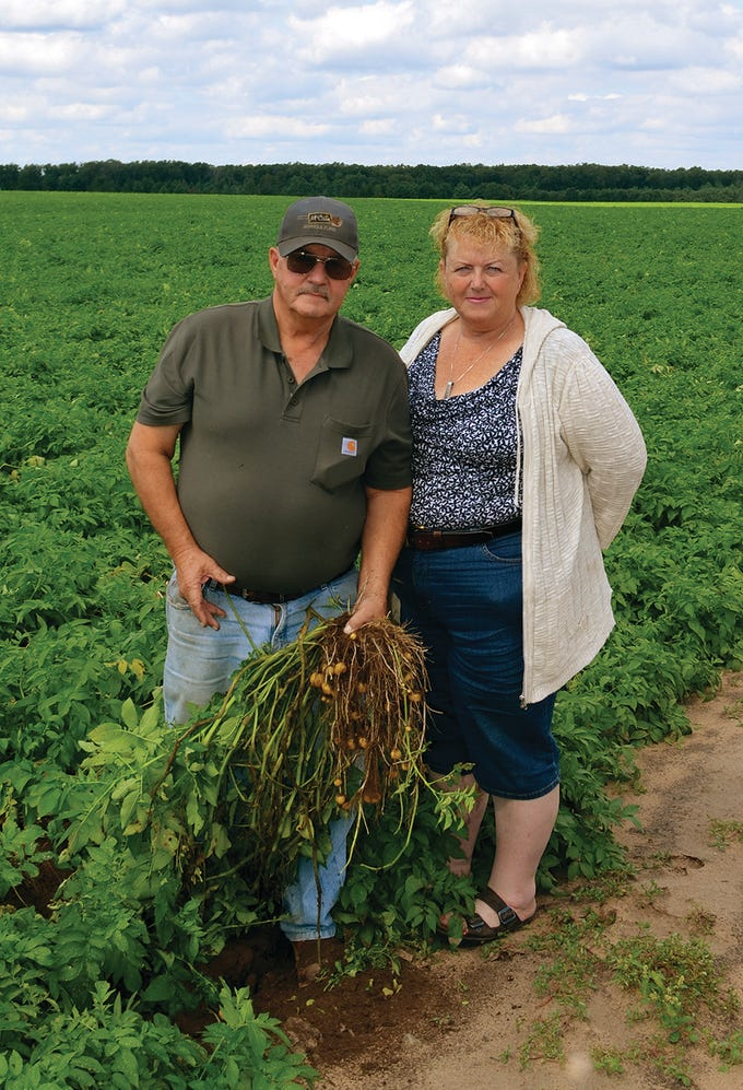 The Bula family is proud of the quality of crops they grow and quality of the products that the consumer buys.