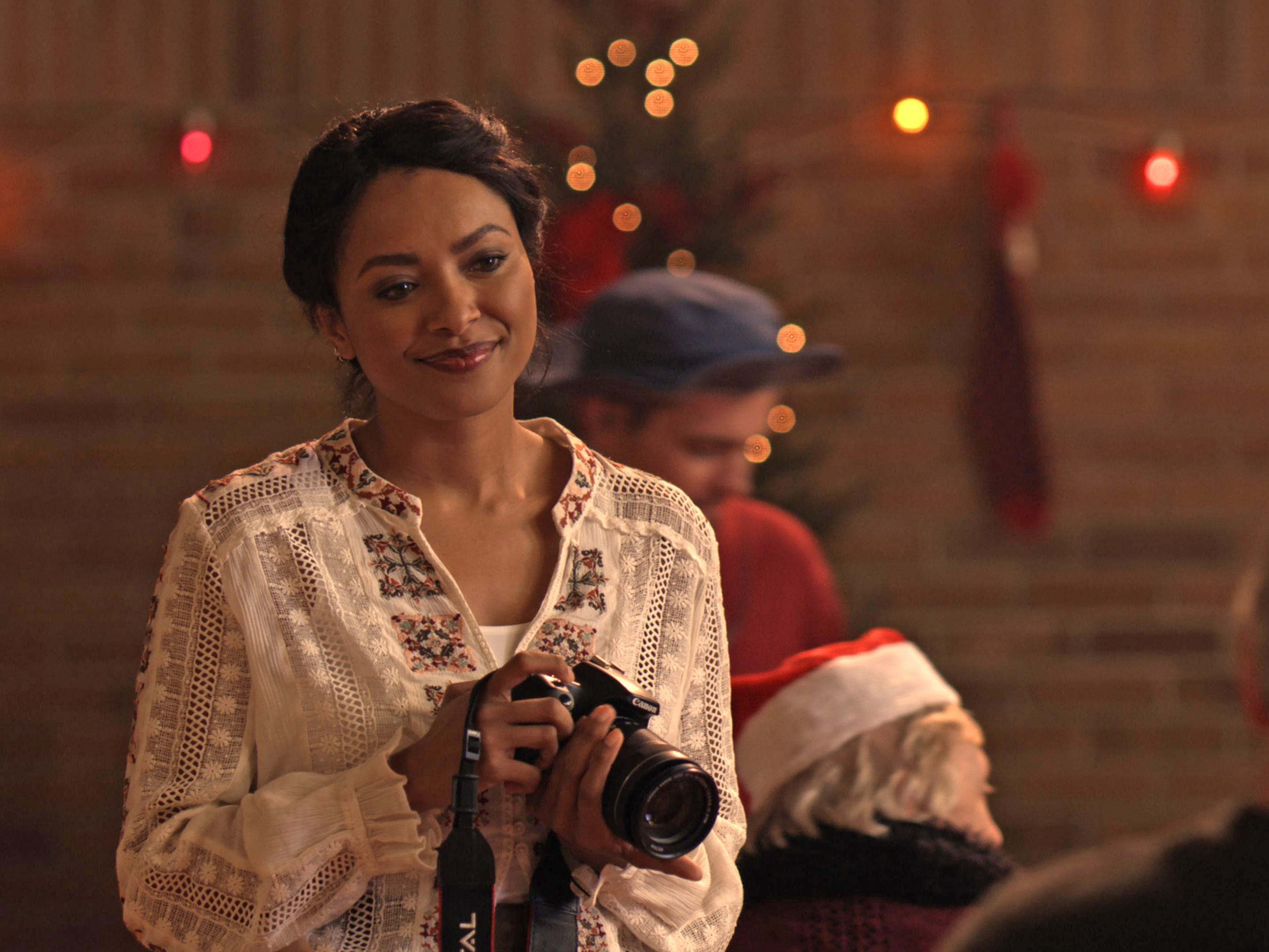 """The Holiday Calendar"" (Nov. 2, Netflix): Kat Graham plays a photographer who inherits an antique advent calendar that may help her find love."