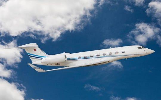 The 2015 Gulfstream G650
