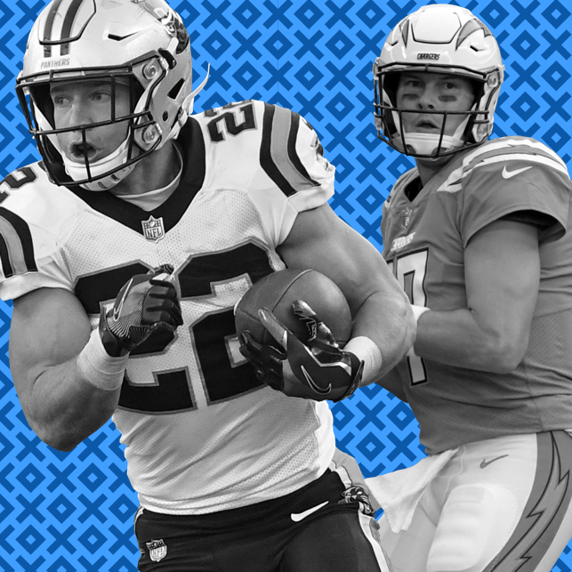NFL power rankings: Panthers, Redskins replace Eagles, Bengals in top 10