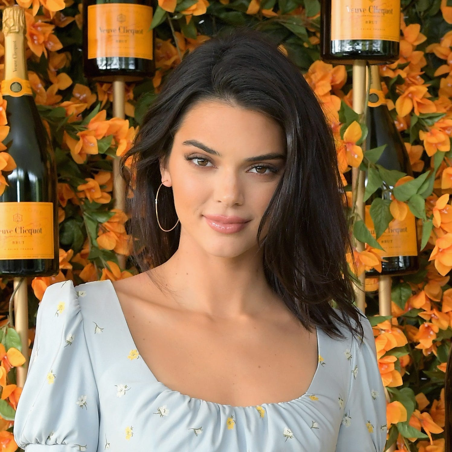 Friday is last chance to see Desert X installation, and it looks like Kendall Jenner stopped by