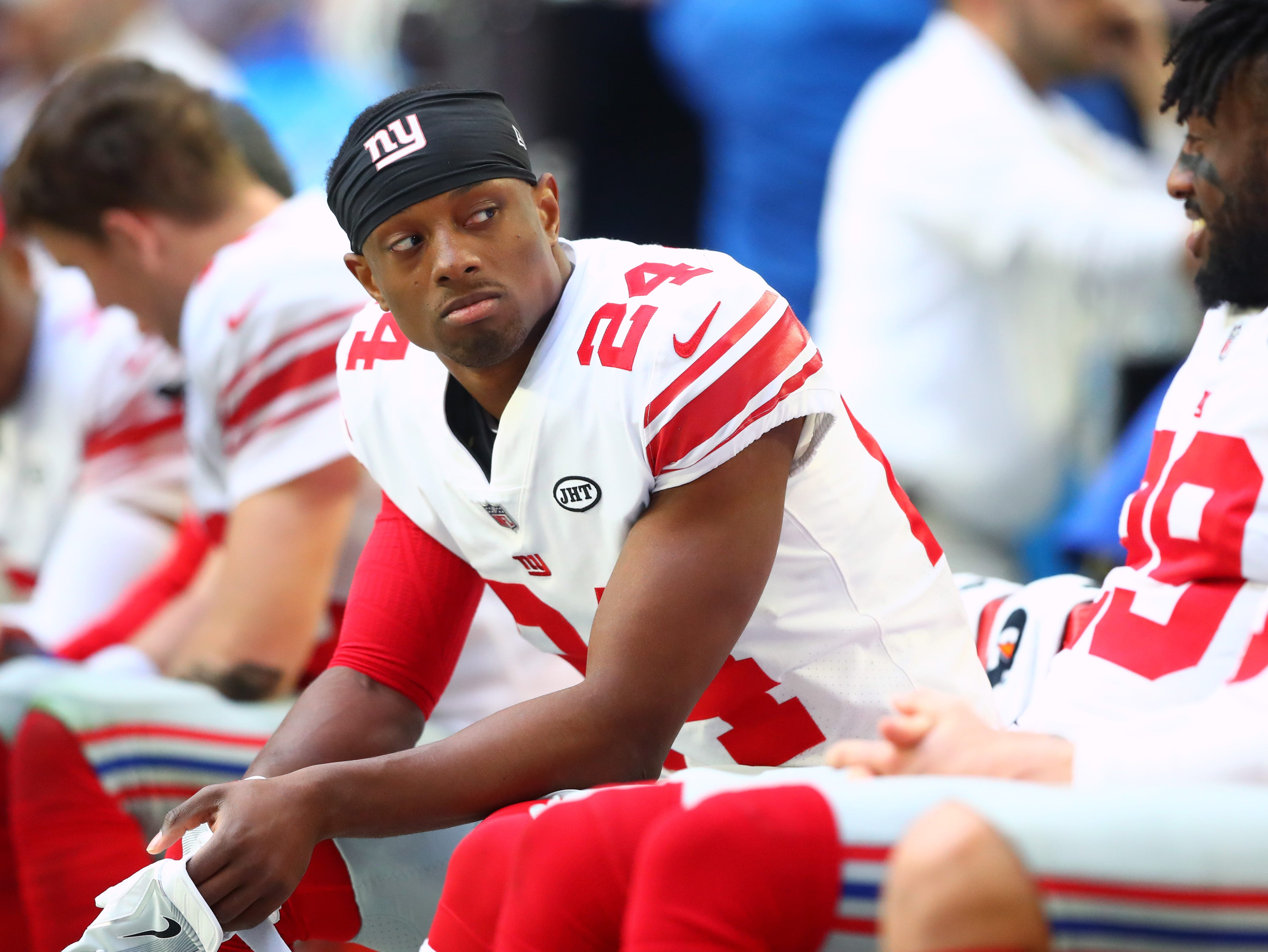 Eli Apple trade from Giants leaves one question for the rest: Who's next?