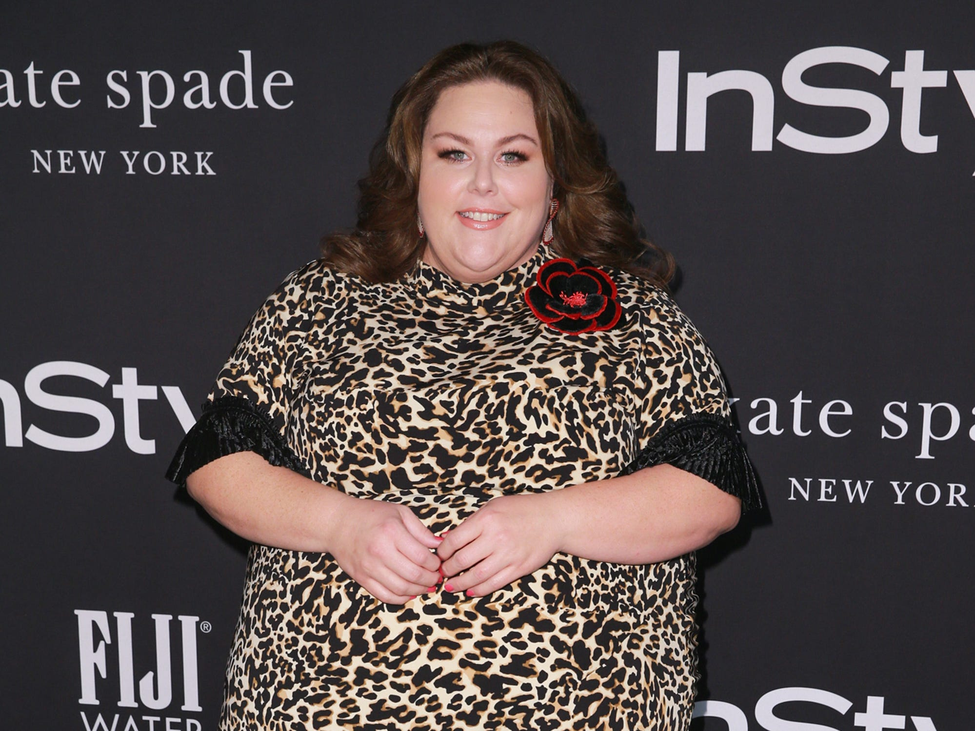 LOS ANGELES, CA - OCTOBER 22:  Chrissy Metz attends the 2018 InStyle Awards at The Getty Center on October 22, 2018 in Los Angeles, California.  (Photo by Rich Fury/Getty Images) ORG XMIT: 775236597 ORIG FILE ID: 1052793382