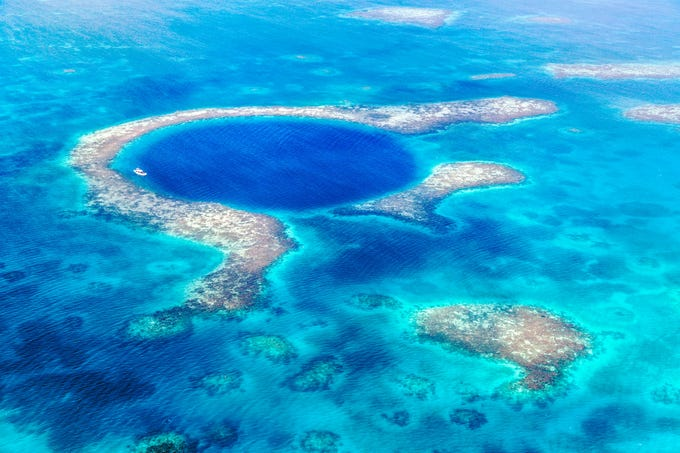 No. 10 on the list of top 10 countries to visit in 2019 is Belize. The tiny Central American nation with one foot in the Caribbean is finally emerging from the shadows as one of the world's hottest eco-travel destinations.