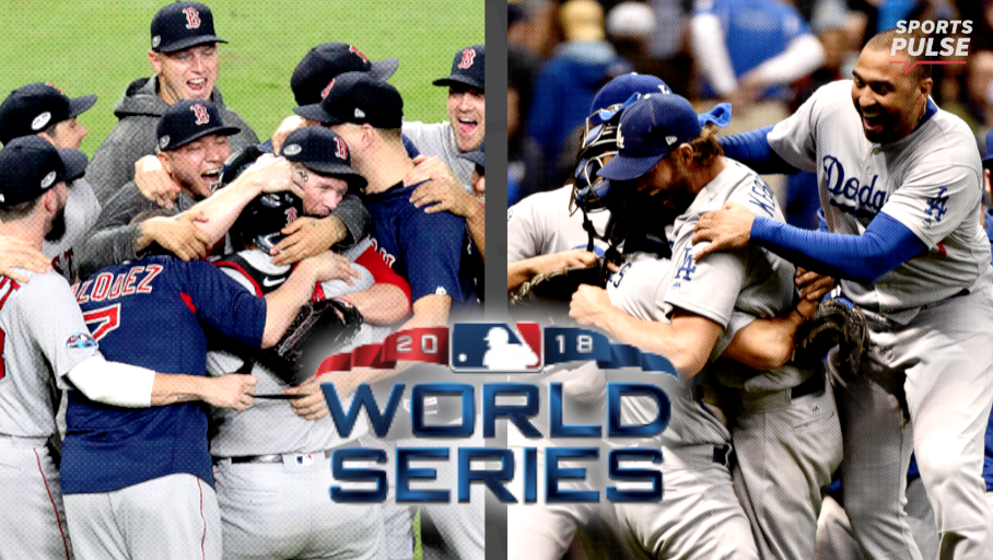 4237d30eac1 World Series 2018  Why the Boston Red Sox will beat Dodgers