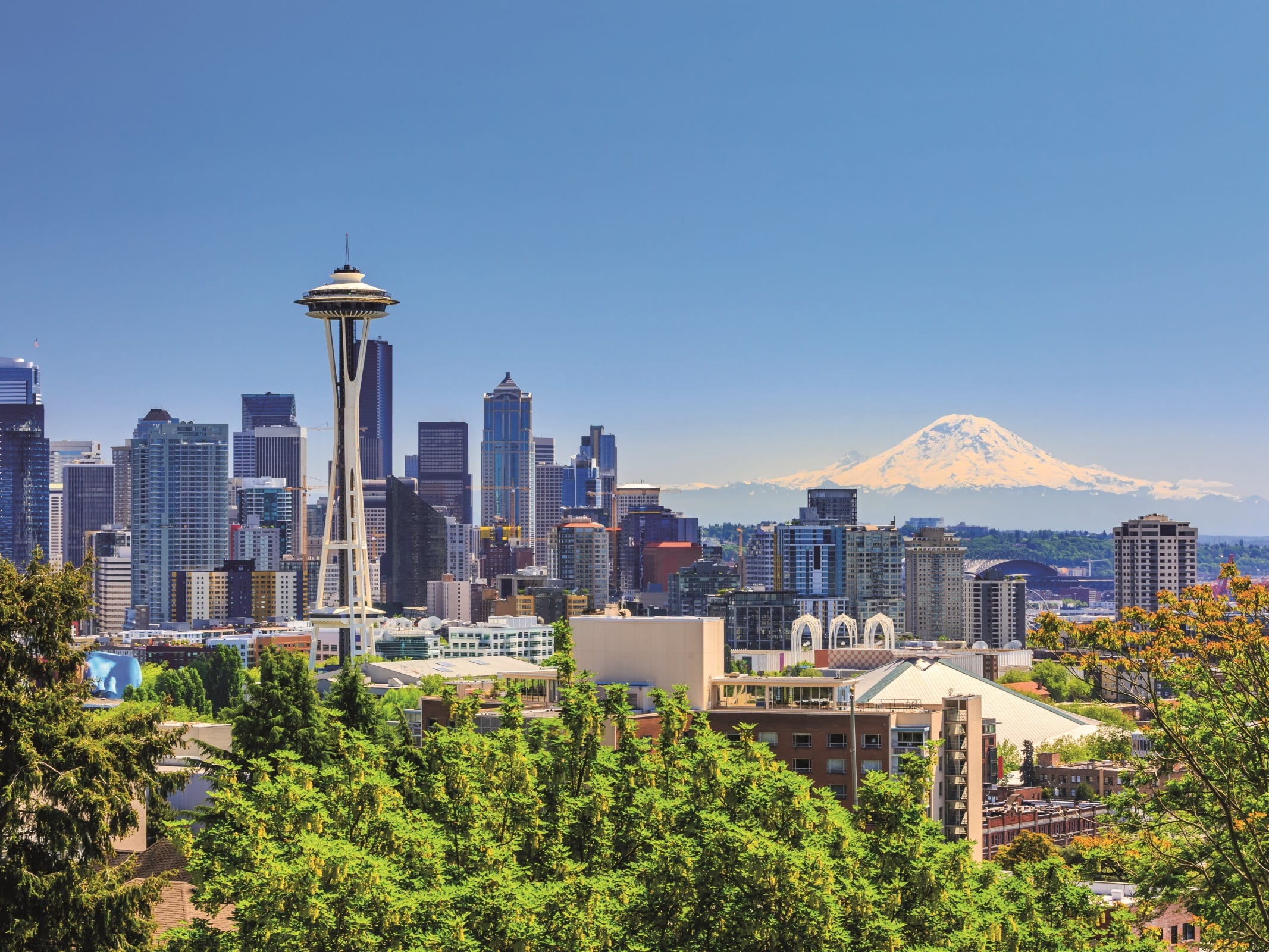 No. 8 on the list of top 10 cities to visit in 2019 is Seattle. Fast-moving, savvy and brimming with fresh ideas, Seattle is a high-achieving, high-tech city that has steadfastly managed to hang onto its soul.