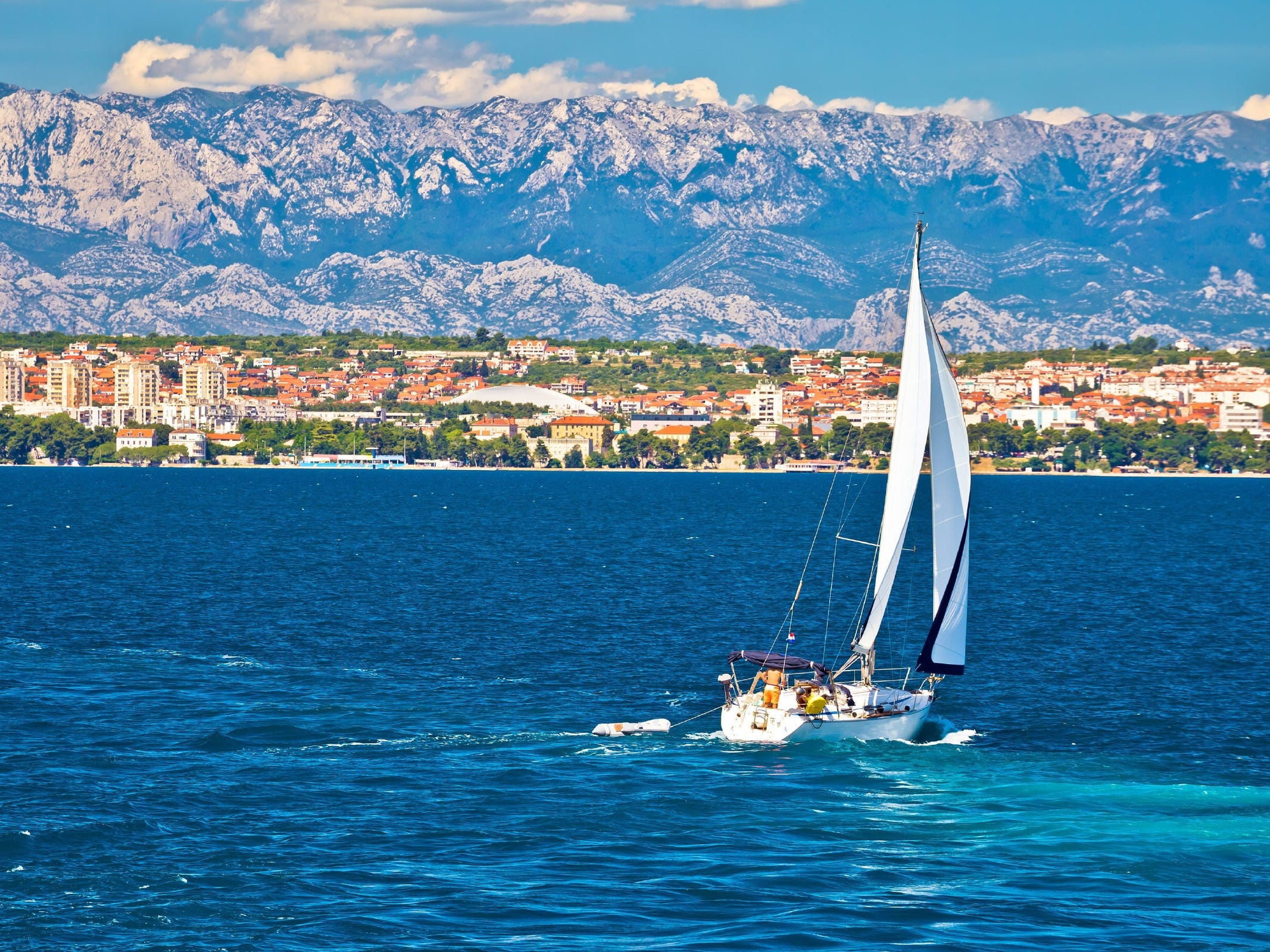 No. 9 on the list of top 10 cities to visit in 2019 is Zadar, Croatia. A compact Croatian idyll with attitude, Zadar has made its comeback with innovative urban spaces that celebrate local culture.