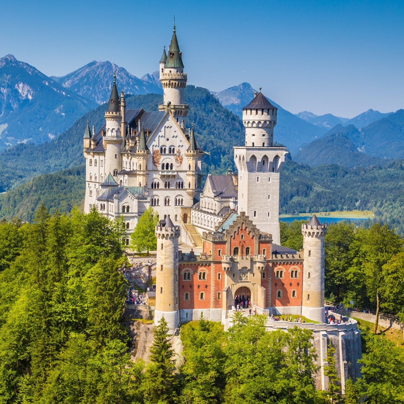 No. 2 on the list of top 10 countries to visit in 2019 is Germany. This year's Bauhaus Centennial is a good reason to revisit vibrant Germany with its mesmerizing mix of tradition, urban edge and bewitching landscapes.