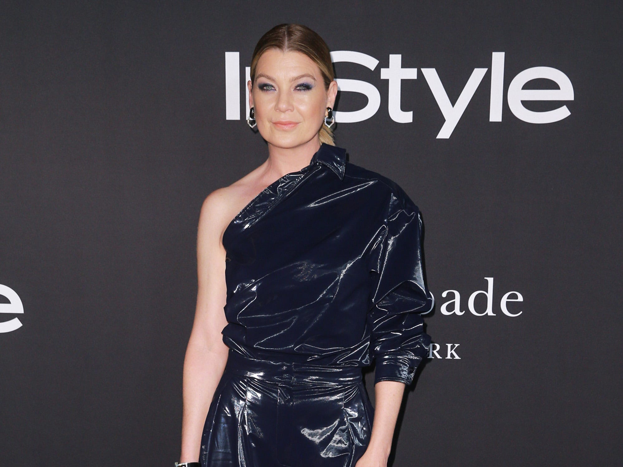 LOS ANGELES, CA - OCTOBER 22:  Ellen Pompeo attends the 2018 InStyle Awards at The Getty Center on October 22, 2018 in Los Angeles, California.  (Photo by Rich Fury/Getty Images) ORG XMIT: 775236597 ORIG FILE ID: 1052792826