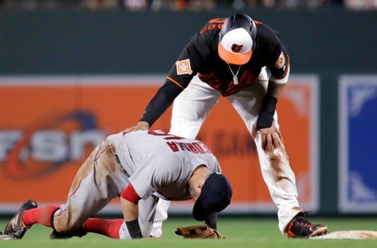 Ap World Series 2b Or Not 2b Baseball S Bbo File Usa Md