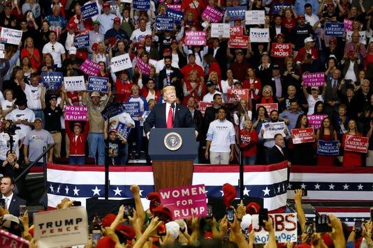 Epa Usa Government Trump Rally Pol Government Usa Tx