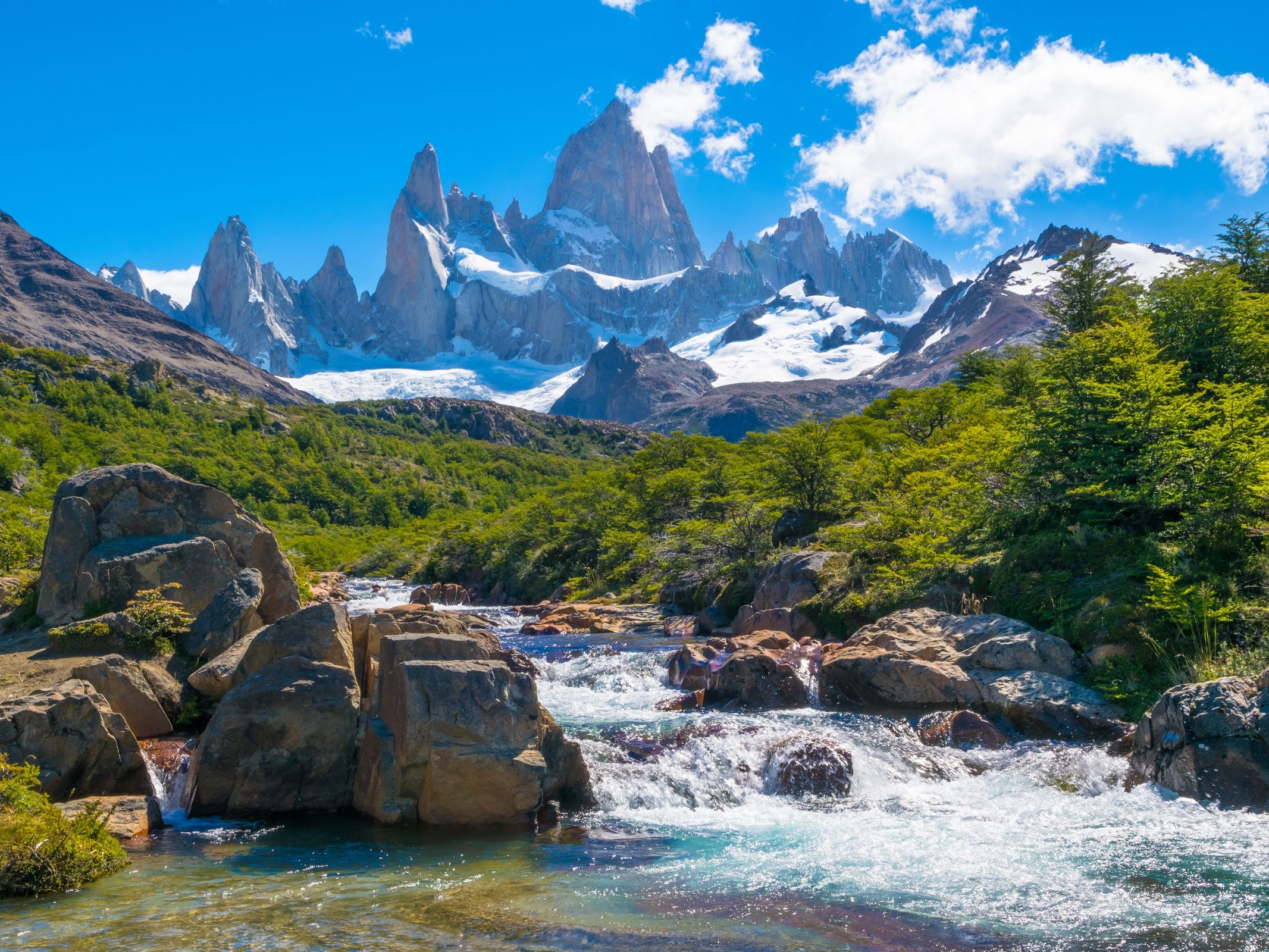 No. 6 on the list of best value places to visit in 2019 is Argentina.