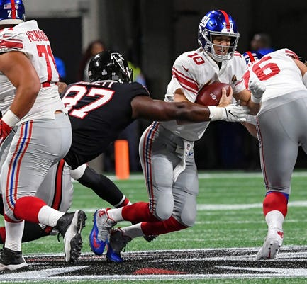 85a235dc0 NY Giants vs. Atlanta Falcons  More missed chances for Big Blue