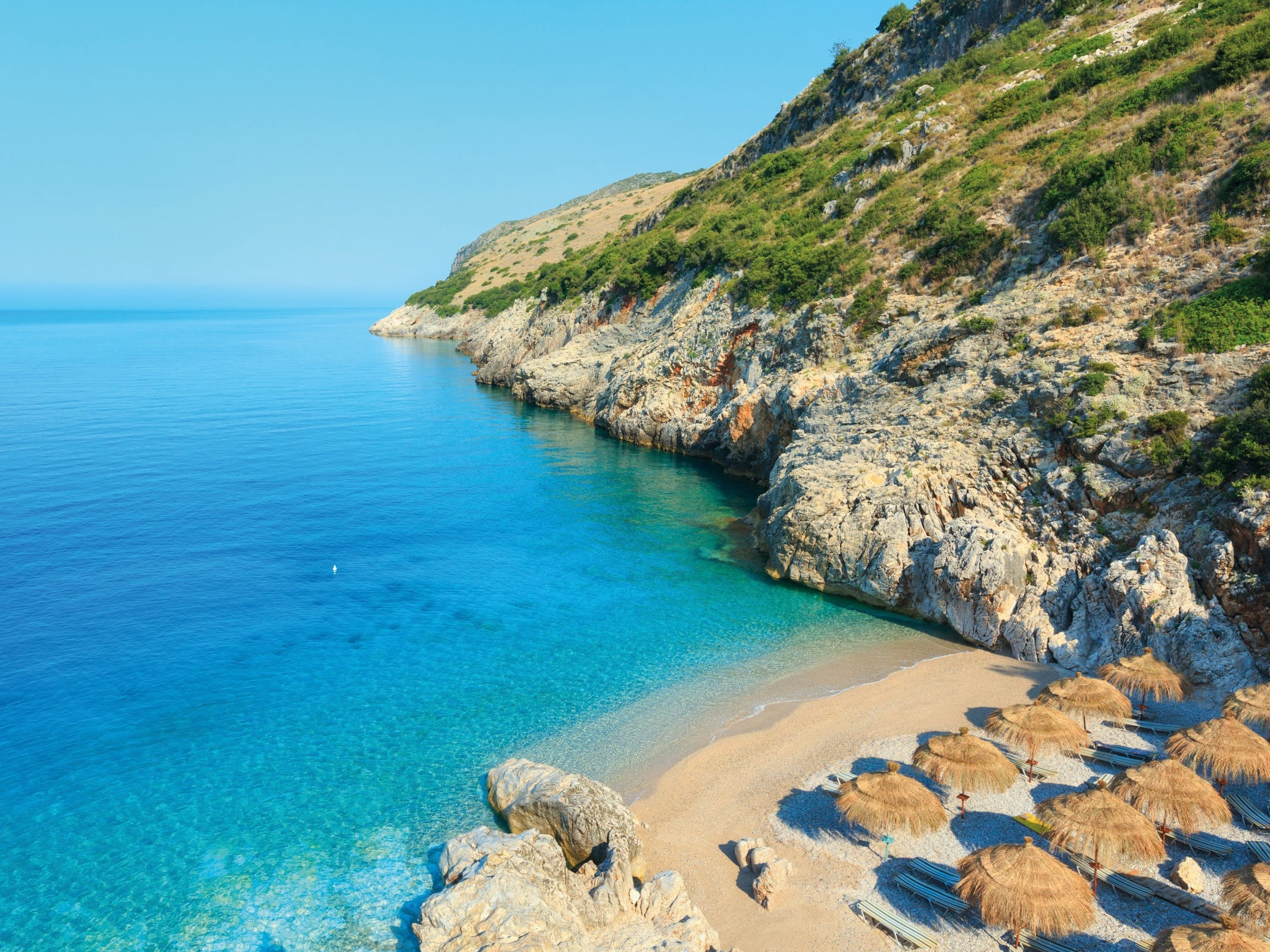 No. 8 on the list of best value places to visit in 2019 is Albania.