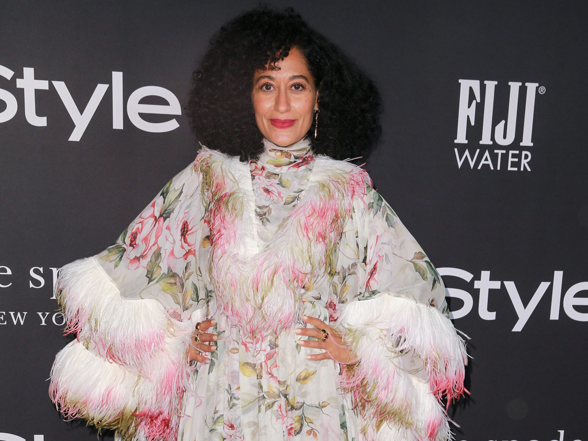LOS ANGELES, CA - OCTOBER 22:  Tracee Ellis Ross attends the 2018 InStyle Awards at The Getty Center on October 22, 2018 in Los Angeles, California.  (Photo by Rich Fury/Getty Images) ORG XMIT: 775236597 ORIG FILE ID: 1052793176