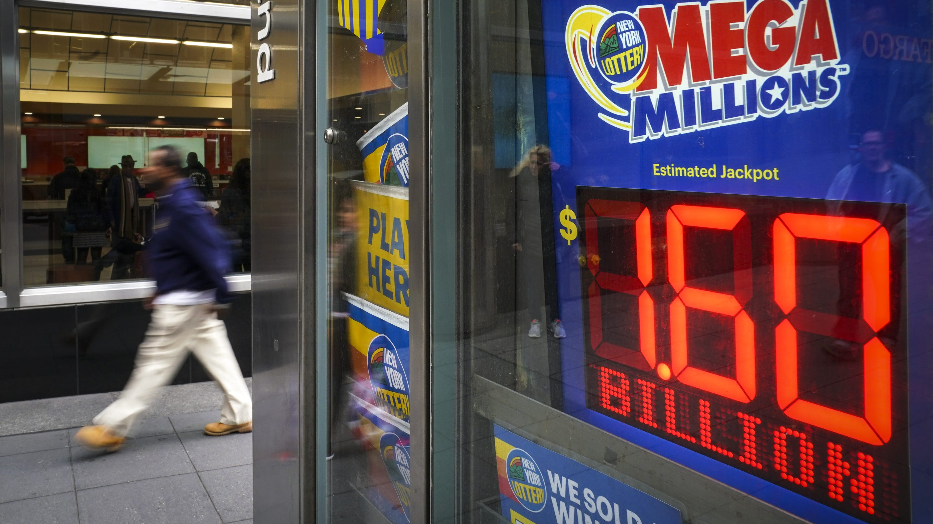 Mega Millions Results South Carolina Ticket Wins Historic 1 5b Jackpot