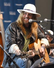 Billy Ray Cyrus performs at SiriusXM Studios on Oct. 11, 2018 in Nashville.