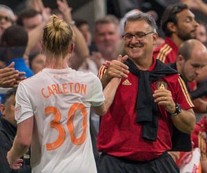 Tata Martino has Atlanta United in contention to finish with the best record in Major League Soccer this season.