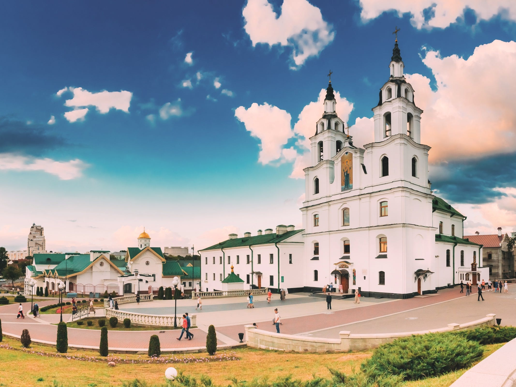 No. 8 on the list of top 10 countries to visit in 2019 is Belarus. No longer just a curiosity, Belarus has declared itself open for business – and the time to go is now.