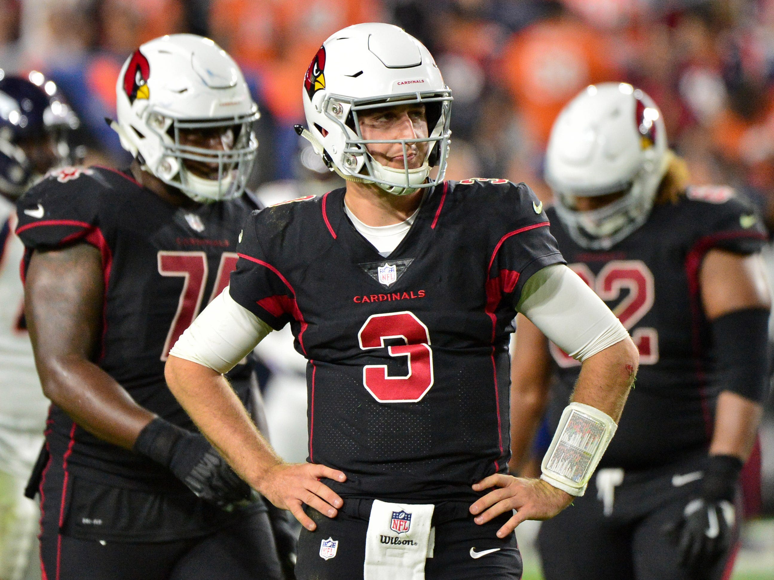 30. Cardinals (29): Welp. They're about to face the only team they've beaten, maybe the only team they'll defeat all year. Come on down, San Fran.