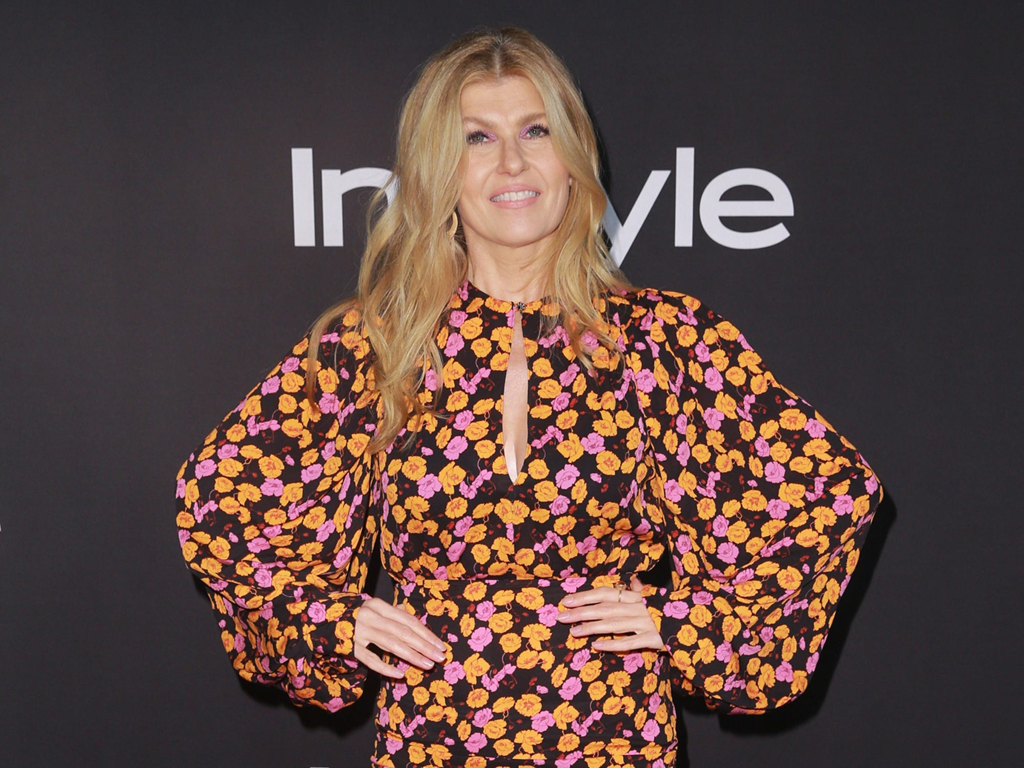 LOS ANGELES, CA - OCTOBER 22:  Connie Britton attends the 2018 InStyle Awards at The Getty Center on October 22, 2018 in Los Angeles, California.  (Photo by Rich Fury/Getty Images) ORG XMIT: 775236597 ORIG FILE ID: 1052792882