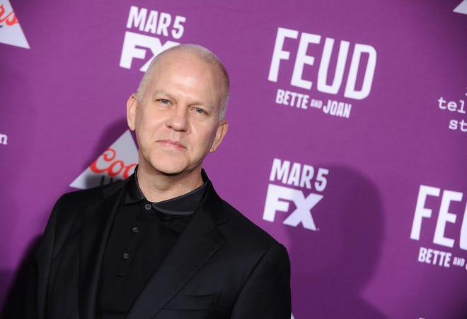 Writer/producer Ryan Murphy in Hollywood on March 1, 2017.