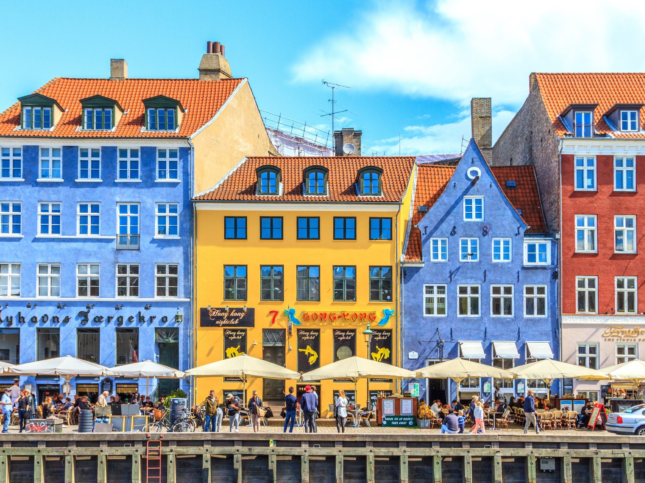 "No. 1 on the list of top 10 cities to visit in 2019 is Copenhagen, Denmark. Copenhagen is Scandinavia's undisputed ""It Kid,"" an ever-evolving, forever-surprising epicenter of show-stopping dining, innovative design and enviably good living."