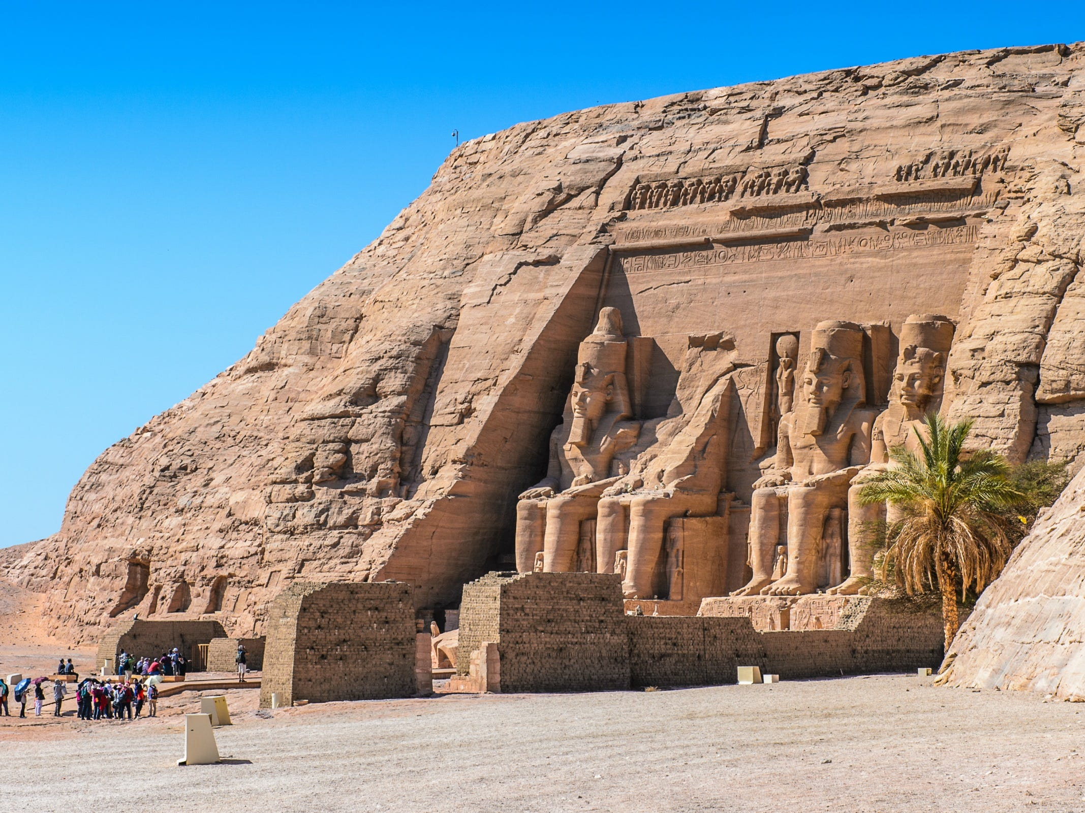 No. 1 on the list of best value places to visit in 2019 is the Southern Nile Valley, Egypt.
