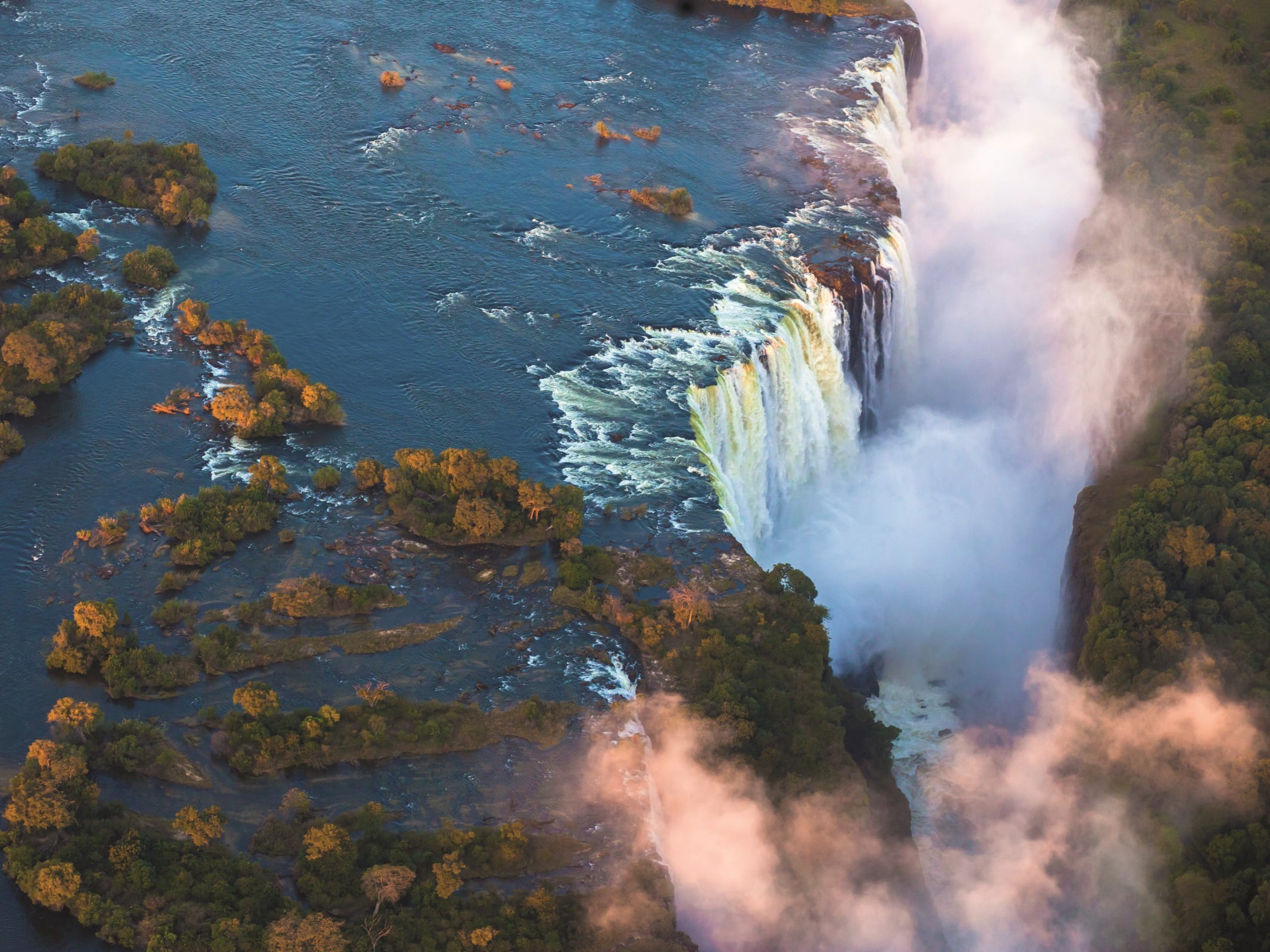 No. 3 on the list of top 10 countries to visit in 2019 is Zimbabwe. As the world gets ready to re-engage with Zimbabwe, the country readies itself to reclaim its mantle as Africa's most tourist-friendly destination.