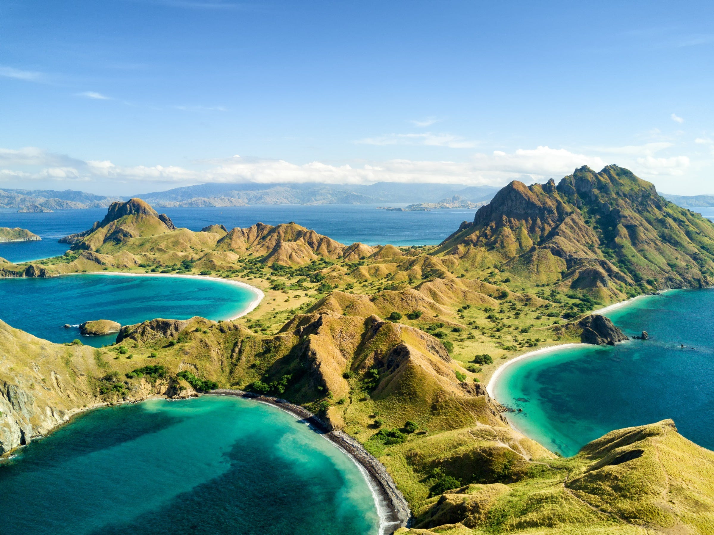No. 7 on the list of top 10 countries to visit in 2019 is Indonesia. Unforgettable wildlife encounters, endless islands and a cocktail of cultures, cuisines and new flight connections make Indonesia the rising star of Southeast Asia.