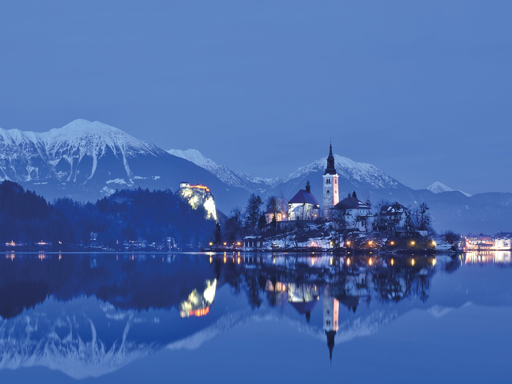 No. 10 on the list of best value places to visit in 2019 is Slovenia.