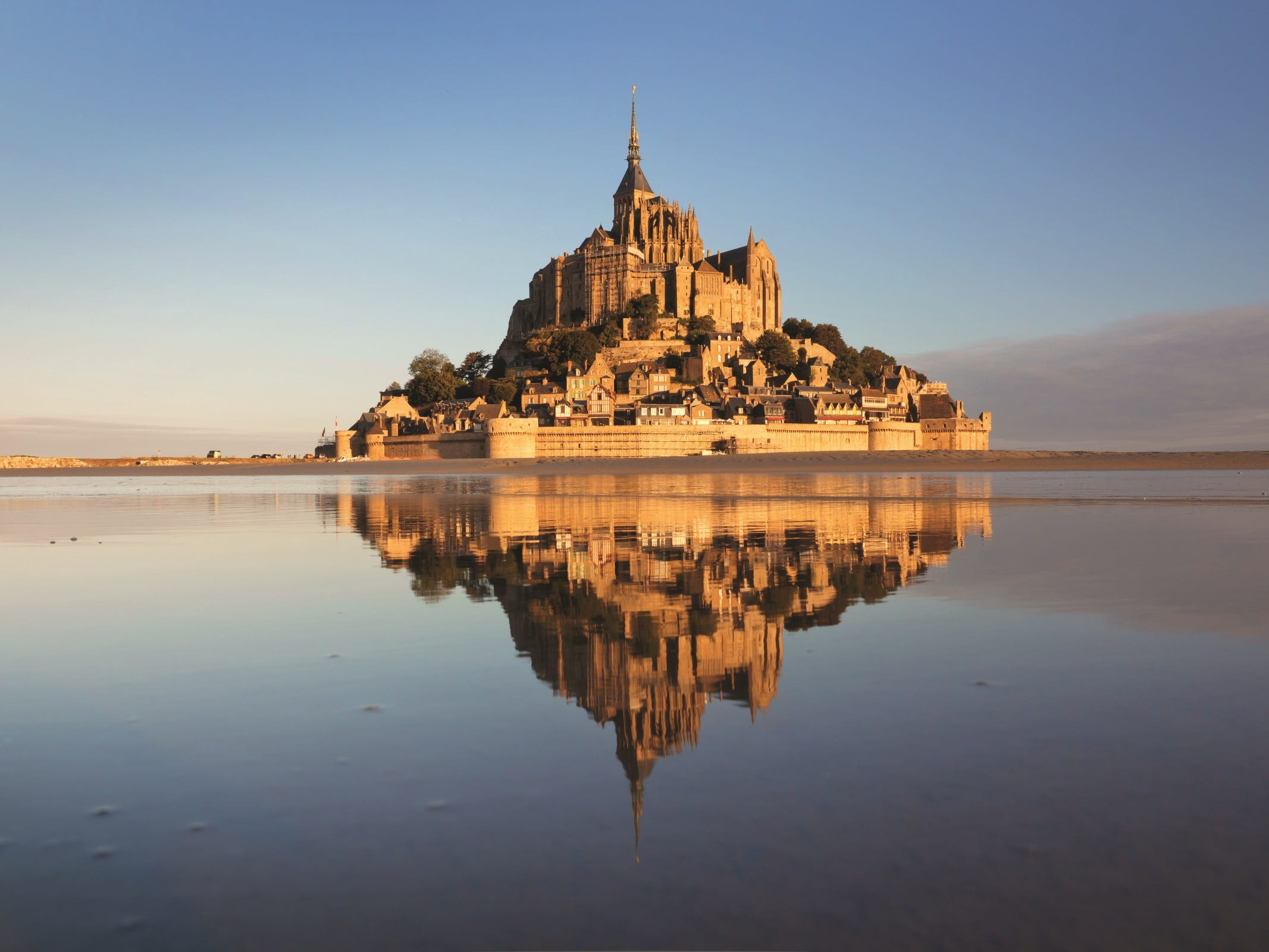 No. 9 on the top 10 list of regions to visit in 2019 is Normandy, France. Seventy-five years since 1944, when allied boots landed on its beaches and the scars of war reshaped and remade Normandy.