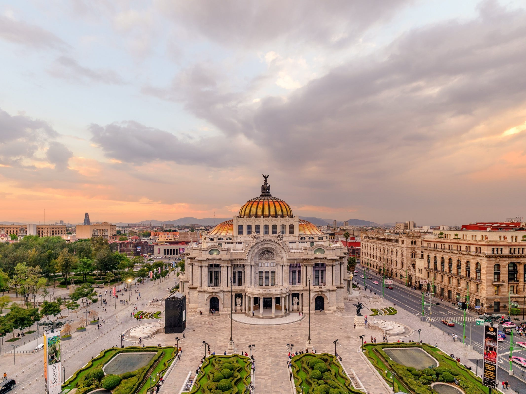 No. 6 on the list of top 10 cities to visit in 2019 is Mexico City. Mexico City nourishes its creative culture. Art, architecture and cuisine thrive as makers mine the depths of history while simultaneously embracing innovation.