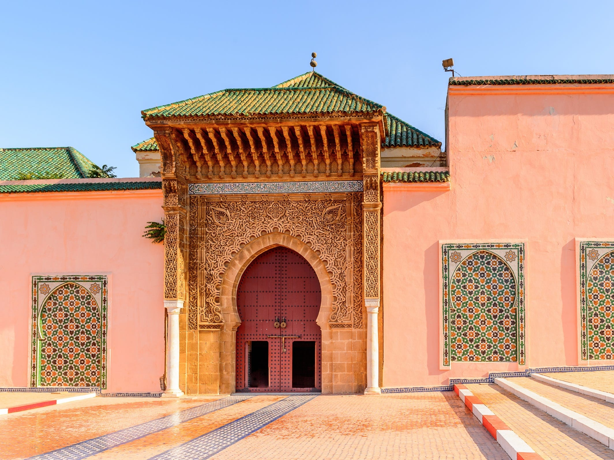 No. 10 on the list of top 10 cities to visit in 2019 is Meknes, Morocco. The warrior-king tomb of Moulay Ismail has emerged from a two-year restoration. Due to open at the end of 2018, it makes Morocco's least-visited imperial city more appealing than ever.