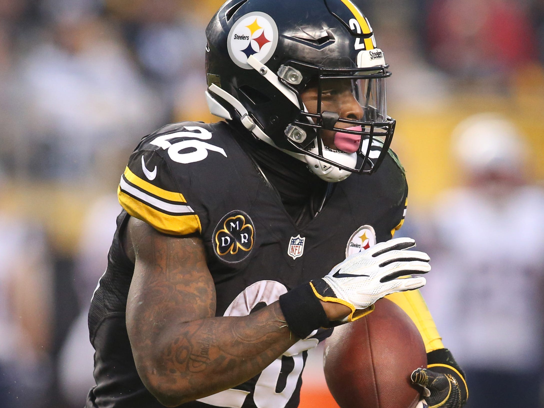8. Steelers (7): Would you trade for Le'Veon Bell considering he hasn't even graced a practice field in nine months? And the vacation rolls onward.