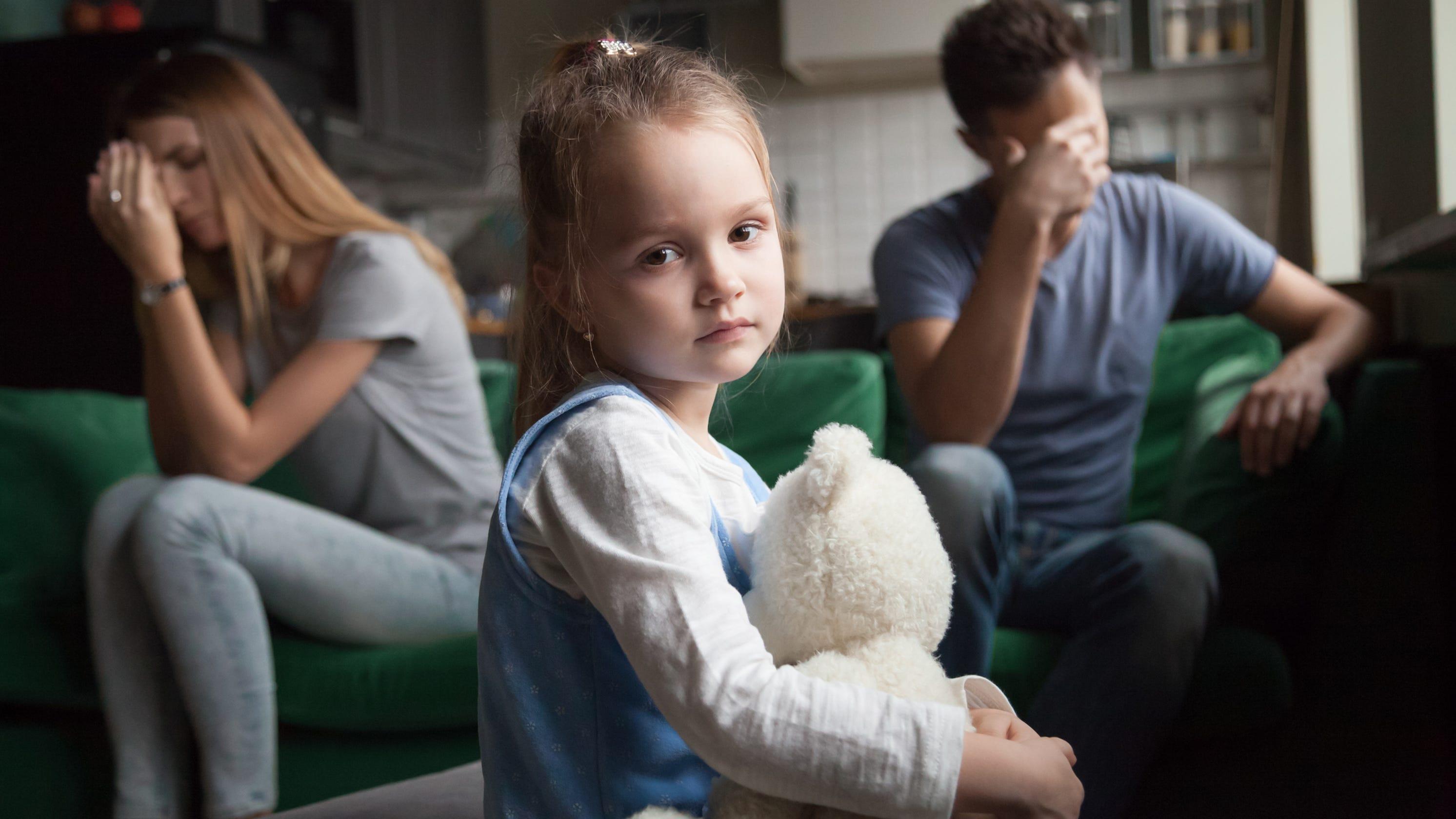 Divorce with children argumentative essay