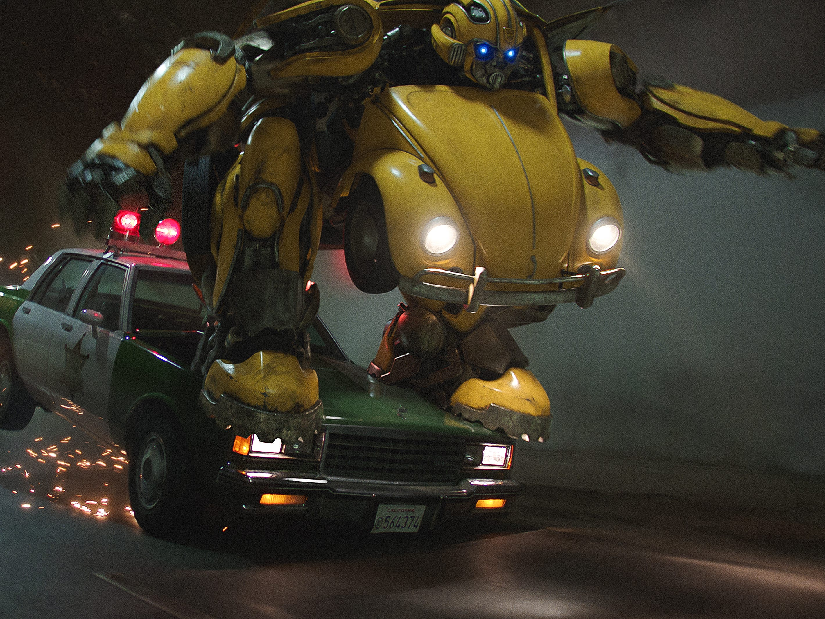 First reactions: 'Bumblebee' is the great 'Transformers' movie we've been wanting forever