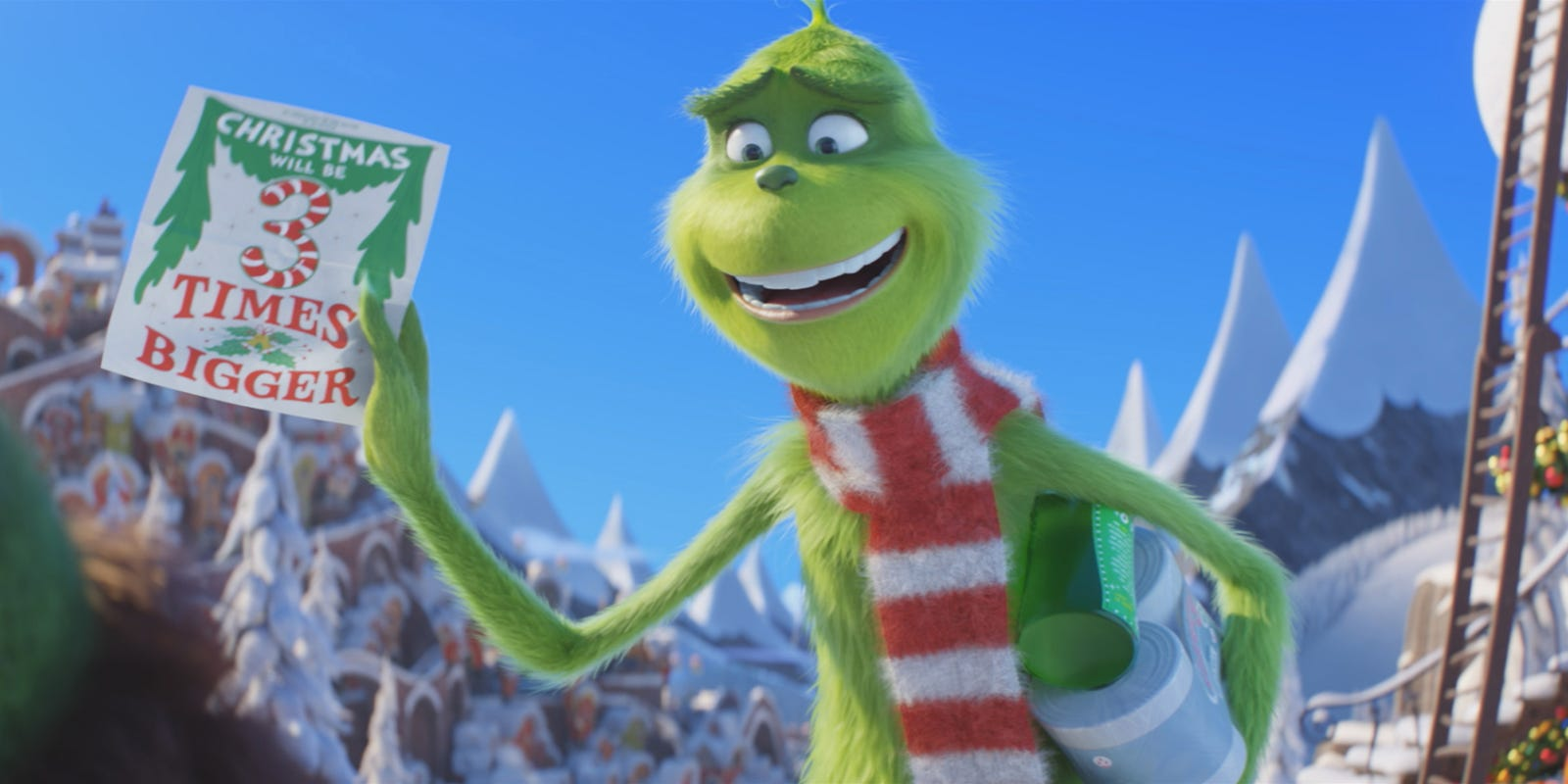 The Grinch Goes Soft Decoding His New Sensitive Turn Spoilers