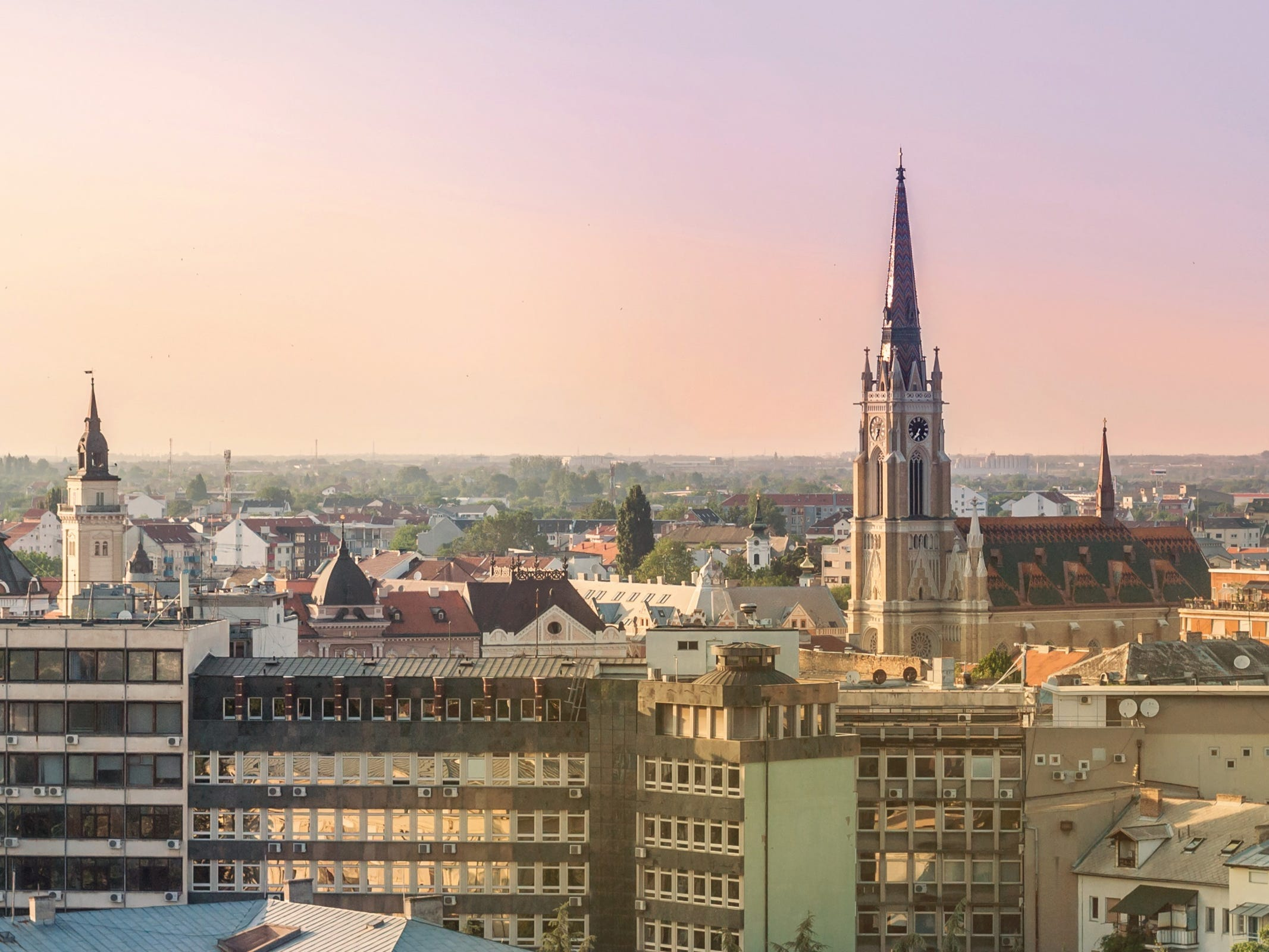 No. 3 on the list of top 10 cities to visit in 2019 is Novi Sad, Serbia. Basking in the limelight of EXIT festival's two epic decades, Novi Sad is bursting with creative energy and alternative culture.