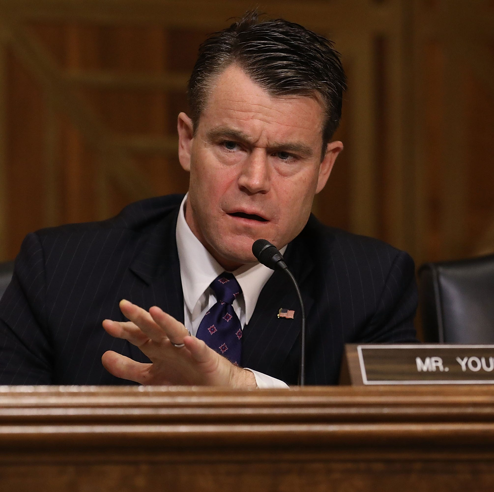 Bangert: Sen. Todd Young on Yemen, shutdown and a week of bucking, and backing, Trump