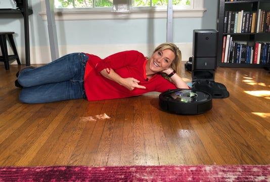 I7 Robot Vacuum