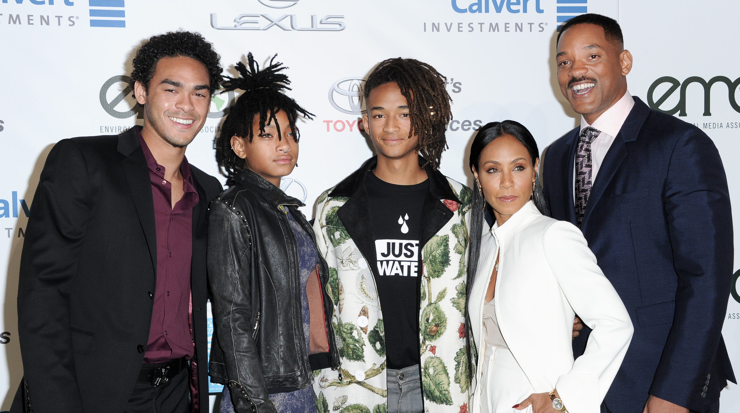 251fc580a9018 Will Smith reveals his son Trey felt  abandoned  after divorce